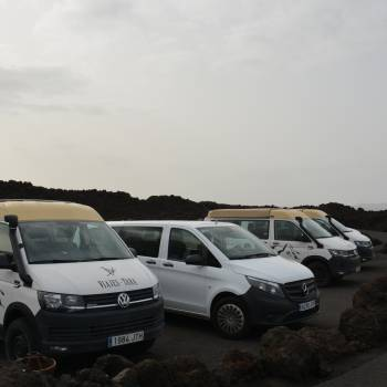 4x4 Tour: Lanzarote Zuid Route