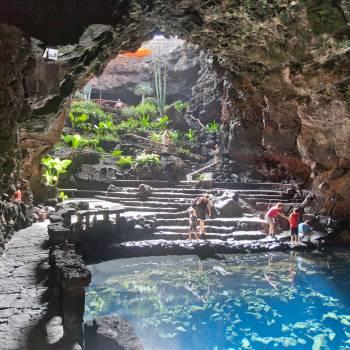 Excursie naar Timanfaya, Jameos del Agua en Cueva de los Verdes - Highlight